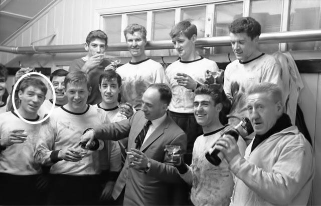 Watford FC Celebrating 1963/64