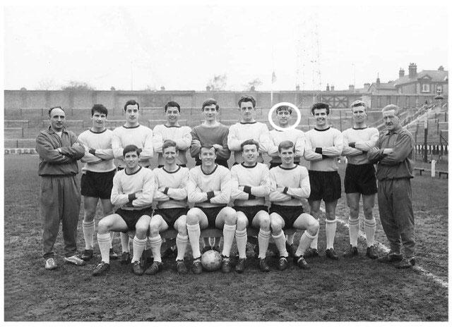 Bryn Jones Watford FC